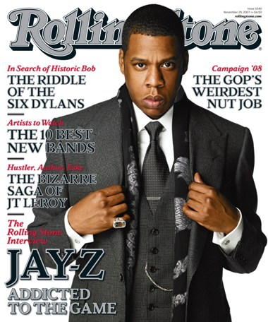 The Buzz... Jay Z  is doing real big things!