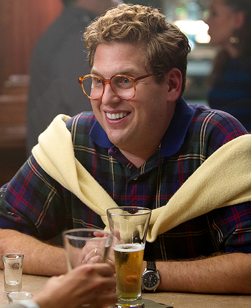 The Buzz... Jonah Hill takes SAG minimum for Wolf of Wall Street
