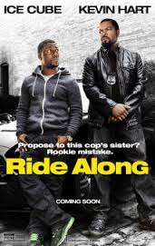 Movie time..... Ride Along