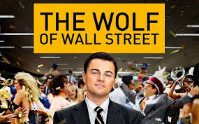 Movie Time.... The Wolf Of Wall Street