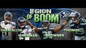 legin of boom