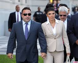 The Buzz... Teresa and Joe Guidice found GUILTY!