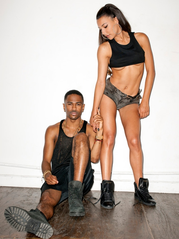 The Buzz... It's over for Big Sean and Naya Rivera