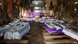 The Buzz... 2014 marks the 20th anniversary of the genocide in Rwanda