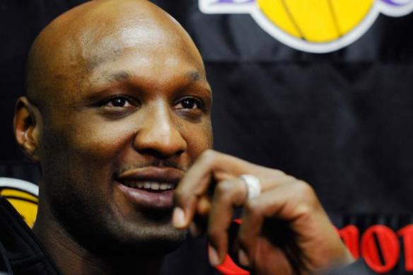 The Sports Chic... Lamar Odom gets another chance