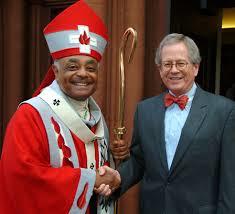 The Buzz... Archbishop Wilton Gregory